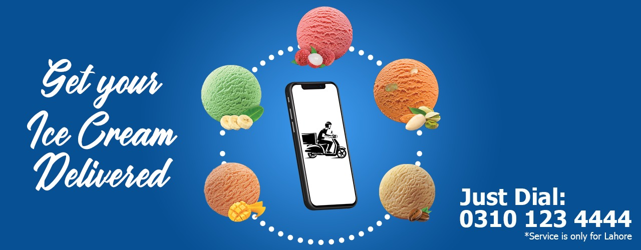 Get Your IceCream - Order now